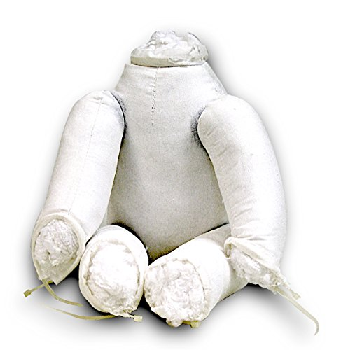 Jointed Soft Dol Body For 14-16 Inch (Stuffed Body Parts)