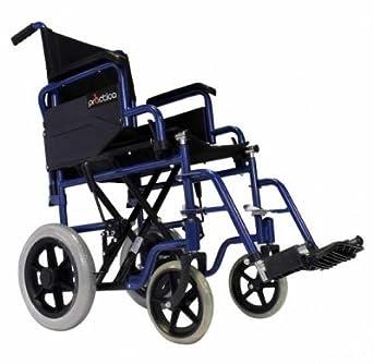 Cochecito de transito practica TN 45 marco a doble Crucero Cochecito plegable silla de ruedas para discapacitados y personas mayores Via libera: Amazon.es: ...