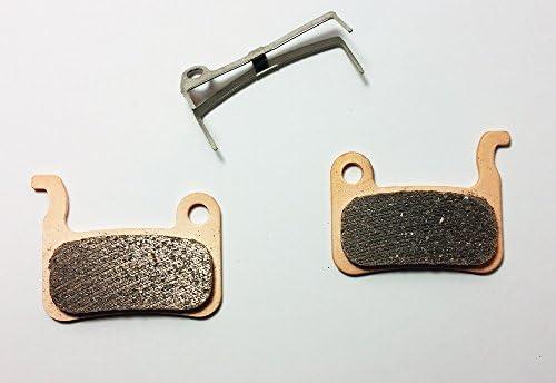 2x Shimano XT//R M975//M966//M965 SAINT M800 XT M775//M776//M765 disc brake pads
