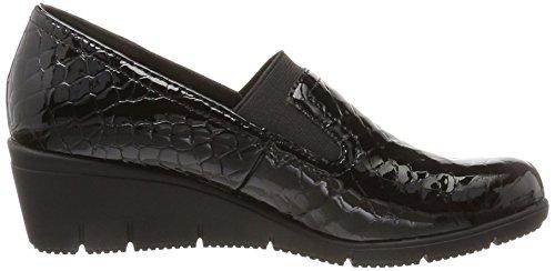 Caprice Signore 24701 Pantofola Nero (41)