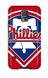 DanRobertse Galaxy S5 Well-designed Hard Case Cover Philadelphia Phillies Protector
