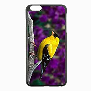 iPhone 6 Plus Black Hardshell Case 5.5inch - branch blurring Desin Images Protector Back Cover by mcsharks
