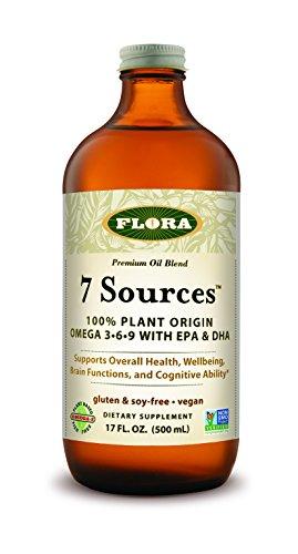 Flora 7 Sources, 17 fl. Ounce