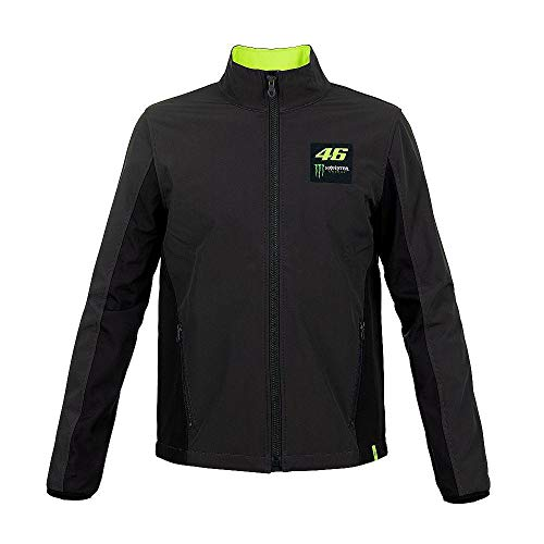 - MotoGP VR46 Monster Soft Shell Jacket Coat Official Valentino Rossi