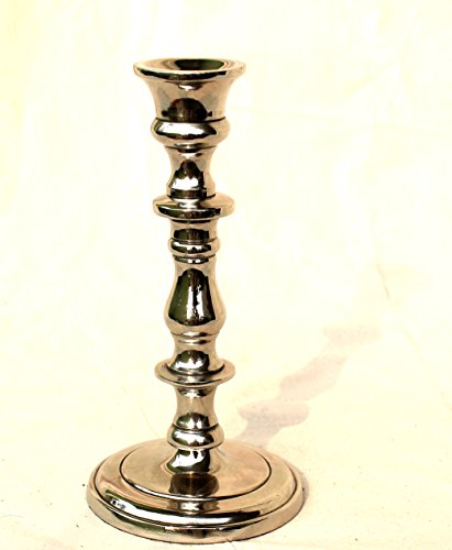 STREET CRAFT Aluminium Candle Holder/Candle Stand Size-8.75 Inch.