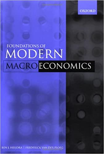 The foundations of modern macroeconomics 9780198776178 economics the foundations of modern macroeconomics 9780198776178 economics books amazon fandeluxe Image collections