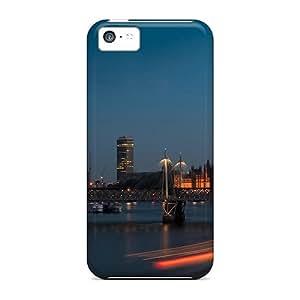VcG10359tguJ CaroleSignorile London Eye / Big Ben Durable Iphone 5c Cases