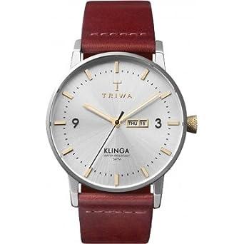 Triwa Unisex Erwachsene-Armbanduhr KLST104-CL010312