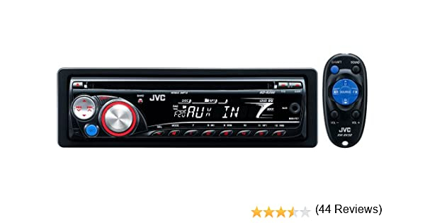 Amazon JVC KDR200 AMFM SingleDIN MP3WMACompatible In – Jvc Kd S580 Wiring-diagram