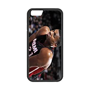 Generic Cell Phone Cases For Apple Iphone 6 plus Cell Phone Design With 2015 NBA Oklahoma City Thunder(OKC) #35 Kevin Durant Whiteside niy-hc835874