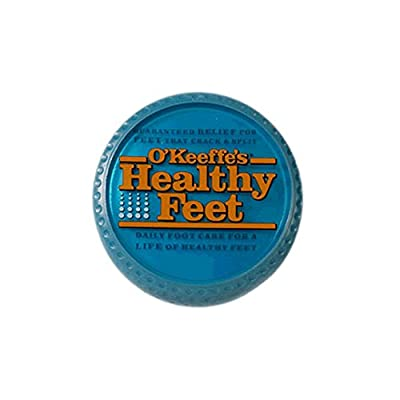 O'Keeffe's for Healthy Feet Foot Cream, 3.2 oz., Jar,