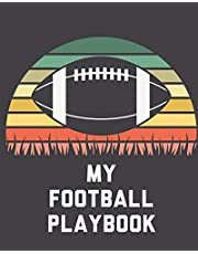 My Football Playbook: For Players - Coaches - Kids - Youth Football - Intercepted