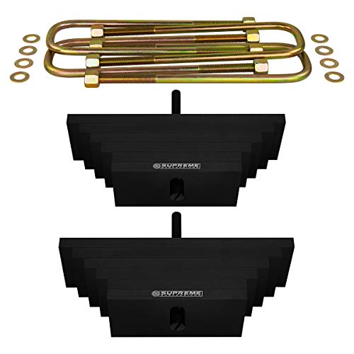 Supreme Suspensions - Rear Leveling Kit for 1980-2004 Ford F350 Super Duty Lift Kit 3