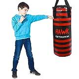 Kids Punching Bag for Kids Boxing Gloves MMA