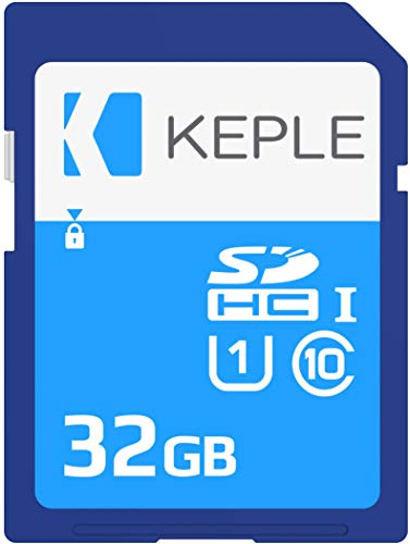 32GB SD Memory Card | SD Card Compatible with Fuji Finepix Series T400, T550, T500, XP150, XP50, XP60, XP200, XP70, XP80, XQ2, X-T10, Xa2, X-T1, X30, X100T DSLR Camera | 32 GB