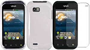 Clear Protector Case for T-Mobile LG myTouch (E739)