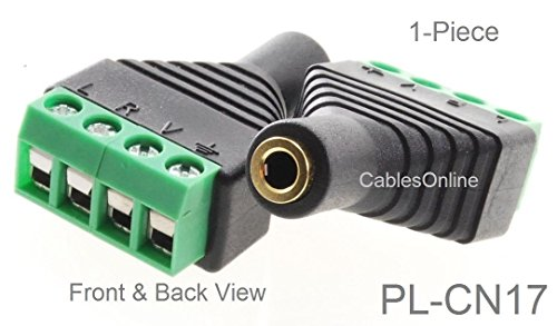 CablesOnline 3.5mm (1/8