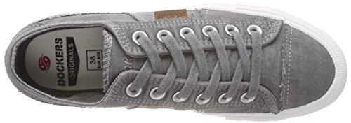 Dockers by Gerli 40th201-790200, Baskets Femme Gris (Grau 200)