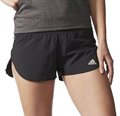 Adidas Adizero Climacool Womens Split Running Shorts Purple Up-To-Date Styling Shorts