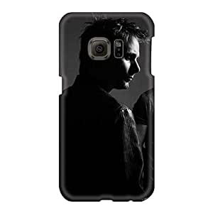 Protector Hard Cell-phone Cases For Samsung Galaxy S6 (KOJ478tKdg) Unique Design Attractive Muse Band Pattern