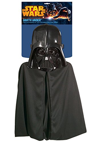 Rubie's - Darth Vader Mask And Cape