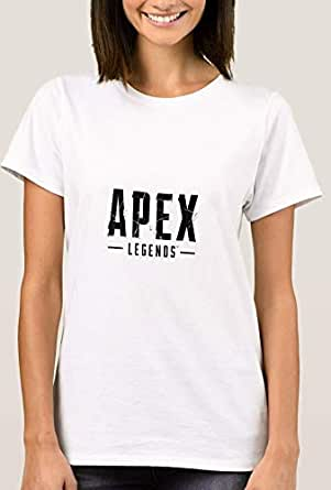 T-Shirt With Design for Women, Apex Game 1