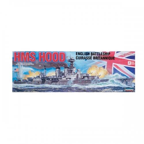 Hms Hood Battleship - Lindberg Models HMS Hood English Battleship