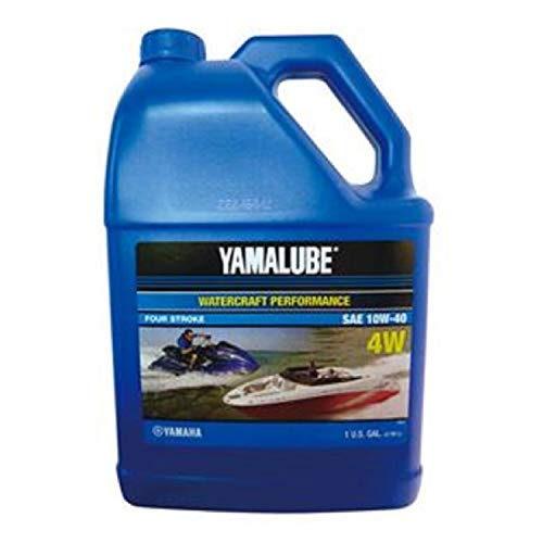 Yamahalube LUB10W40WV04 Watercraft Wave Runner Oil