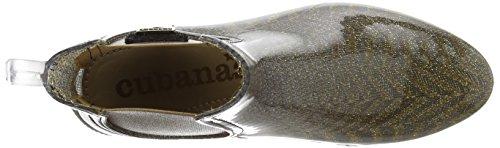 Cubanas RAINY600 - Botas para mujer Gold