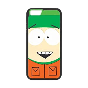 Fayruz- Personalized Protective Hard Textured Rubber Coated Cell Phone Case Cover Compatible with iPhone 6 & iPhone 6S - South Park Cartoon F-i5G1009