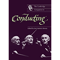 The Cambridge Companion to Conducting (Cambridge Companions to Music) book cover