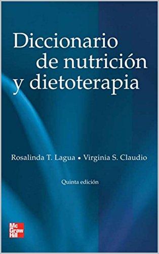 Diccionario de Nutrición y Dietoterapia (Spanish Edition) by [ Rosalinda T Lagua]