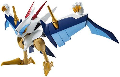 ROBOT魂 魔神英雄伝ワタル [SIDE MASHIN] 空神丸 約100mm ABS&PVC製 可動フィギュア