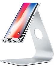 Rampow Supporto in Alluminio per Smartphone e Tablet