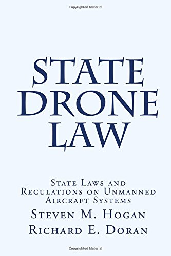 State Drone Law: State Laws and Regulations on Unmanned Aircraft Systems