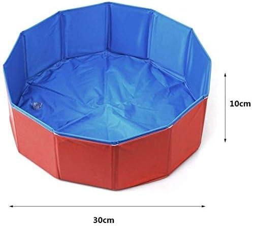 Pet Bath Pool, Portable Opvouwbaar Huisdier Zwembad Pvc Doek Waterproof Hond Kat Bad Dog Pool ZHNGHENG
