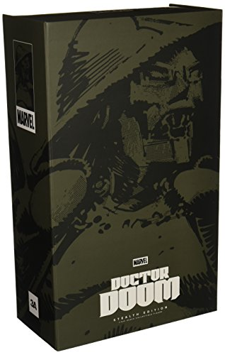 Marvel Doctor Doom 1:6 Collectible Figure [Stealth]