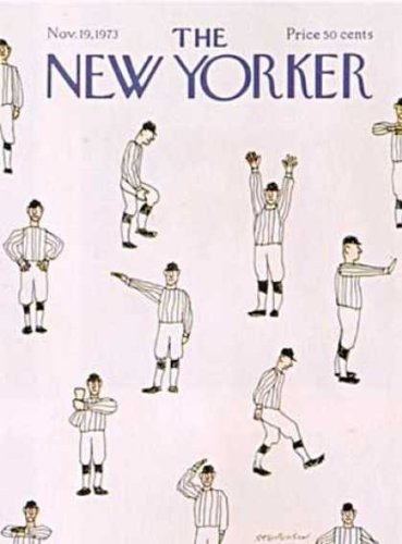 The New Yorker, Nov. 19, 1973 -