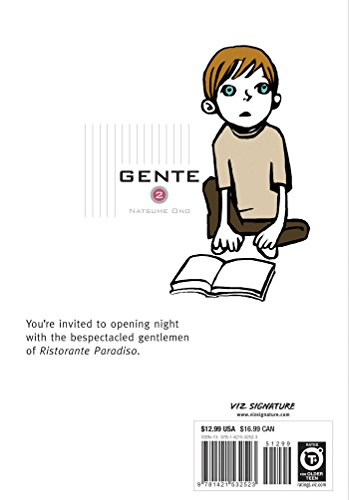 Gente, Vol. 2: The People of Ristorante Paradiso
