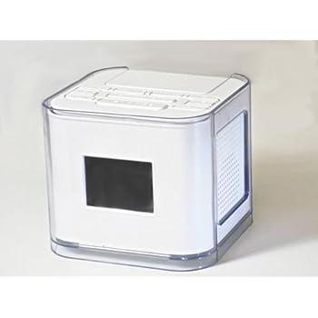 Audiovox CR8030iE5 Dual Alarm Clock, Radio and Dock for iPod/iPhone