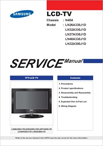manual tv samsung lcd
