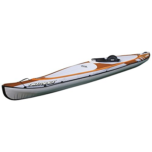BIC bicsup Nomad HP 1 440 cm Kayak Hinchable, Color Blanco ...