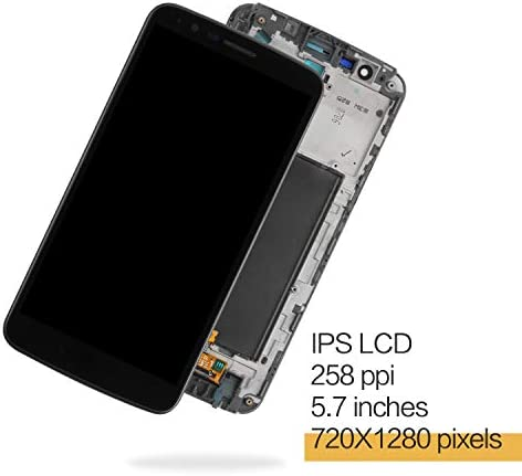 Touch Screen Make Your Device Look More Refreshing Than Ever Replacement LS777 LCD Screen Ctghgyiki Touch Screen Panel, IPartsBuy for LG Stylo 3