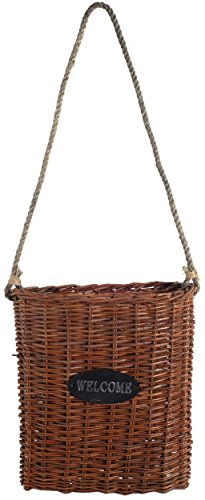 A&B Home Wicker Basket, Large