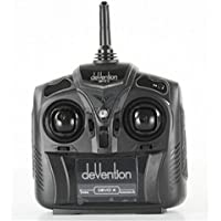 Walkera Devention Devo 4 2.4 Ghz 4ch Rc Zender Radio Controller Devo4