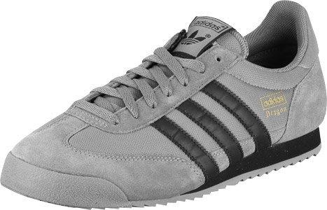 size 40 0a058 c245a Adidas Dragon, scarpe sportive da uomo, (mystery black met.gold), 48  Amazon .it  Scarpe e borse