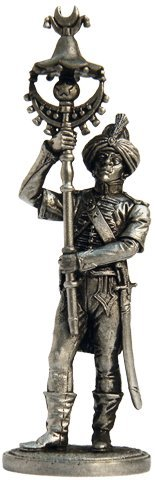 Nap-25 scale 1//32 Musician of the regiment orchestra Tin Toy Soldiers Metal Sculpture Miniature Figure Collection 54mm