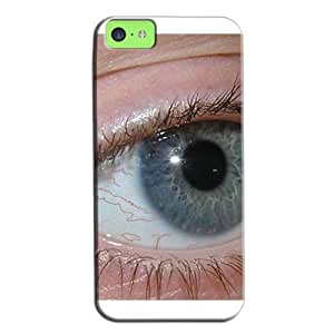 Slim Fit Design For Iphone 5c Case Cover White Kdo6r575dSt