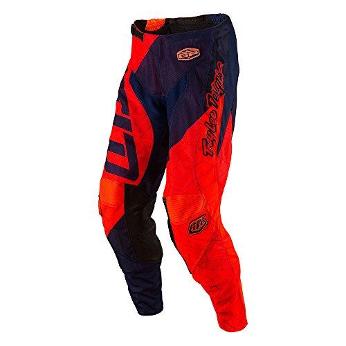 Troy-Lee-Designs-GP-Air-Quest-Mens-Dirt-Bike-Motorcycle-Pants-Flo-OrangeNavy