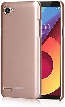 LG Q6 Funda Espalda Cover Material de protección del medio ...